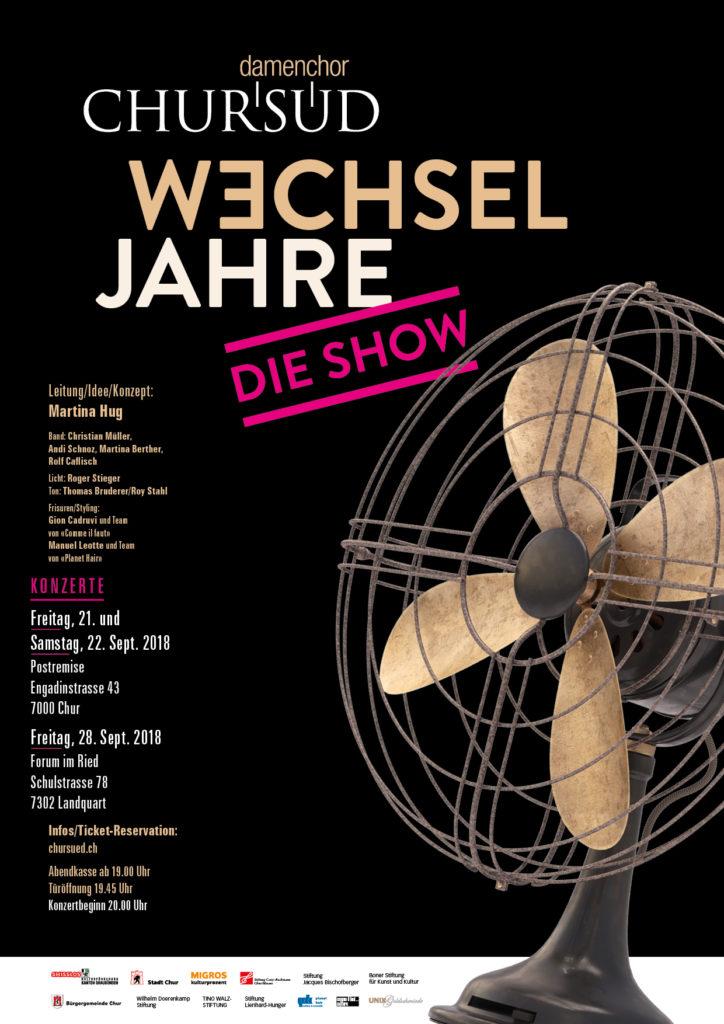 2018 08 21 Chursüd Plakat A4 Wechseljahre Bild Für Die